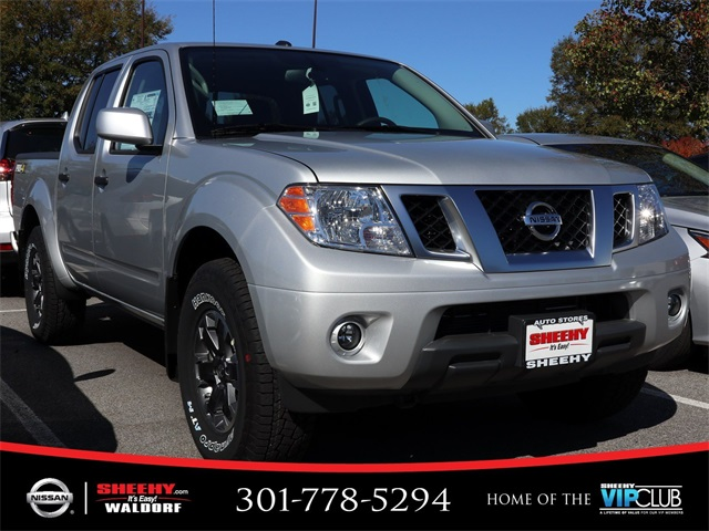 2019 Nissan Frontier Crew Cab 4x4, Pickup #K790776 - photo 1