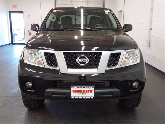 2019 Nissan Frontier Crew Cab 4x4, Pickup #K149020A - photo 4