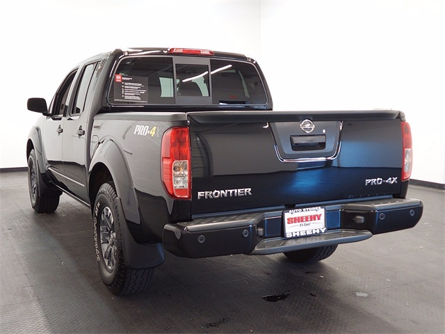 2019 Nissan Frontier Crew Cab 4x4, Pickup #K149020A - photo 5