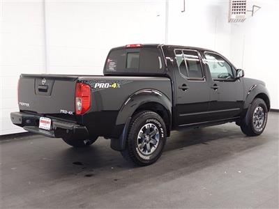 2019 Nissan Frontier Crew Cab 4x4, Pickup #K149020A - photo 2