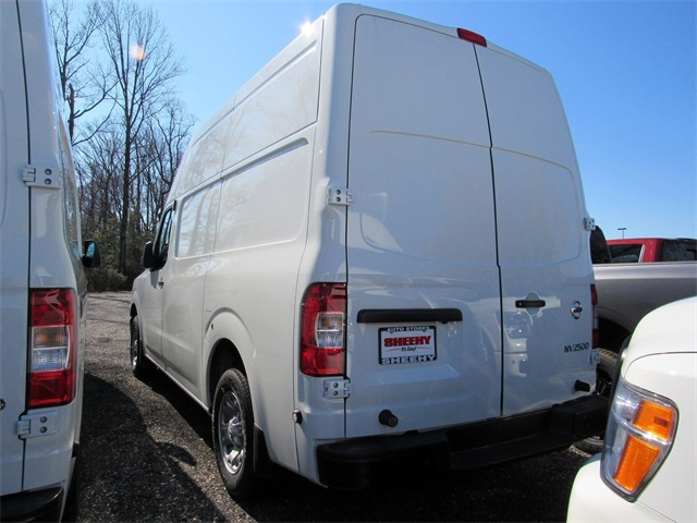2019 NV2500 High Roof 4x2,  Empty Cargo Van #K800785 - photo 1
