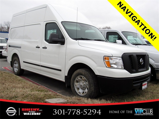 2019 NV2500 High Roof 4x2, Empty Cargo Van #K803250 - photo 1