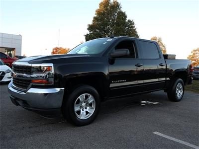 2018 Silverado 1500 Crew Cab 4x4, Pickup #KP7710B - photo 4
