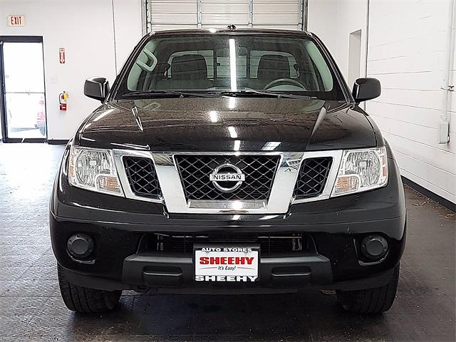 2018 Nissan Frontier Crew Cab 4x4, Pickup #KP8561 - photo 3