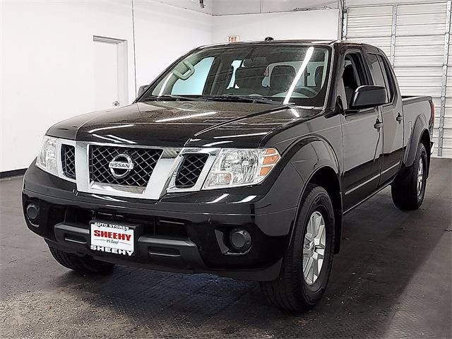 2018 Nissan Frontier Crew Cab 4x4, Pickup #KP8561 - photo 5
