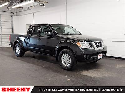 2018 Nissan Frontier Crew Cab 4x4, Pickup #KP8561 - photo 1
