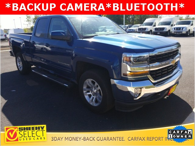 2018 Silverado 1500 Double Cab 4x4,  Pickup #U128835A - photo 1
