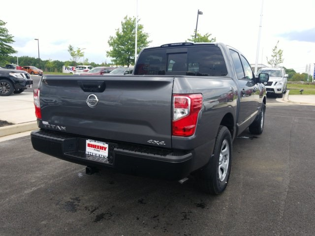 2019 Titan Crew Cab 4x4,  Pickup #U502362 - photo 2
