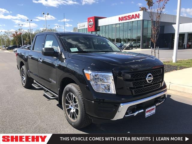 2021 Nissan Titan 4x4, Pickup #U502536 - photo 1