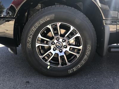 2021 Nissan Titan 4x4, Pickup #U502536 - photo 8