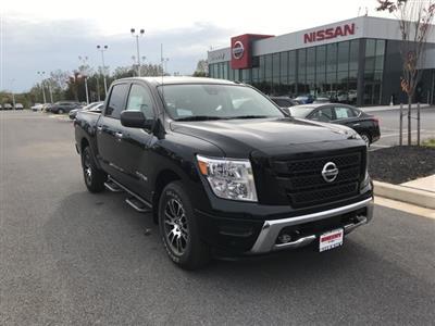 2021 Nissan Titan 4x4, Pickup #U502589 - photo 1