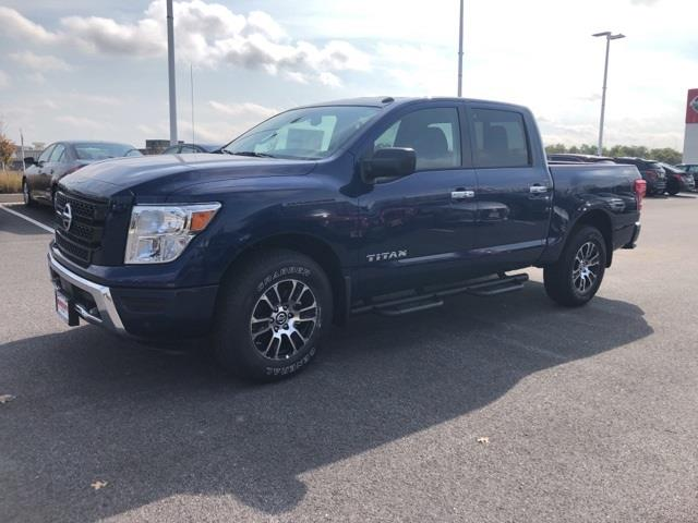 2021 Nissan Titan 4x4, Pickup #U502614 - photo 4