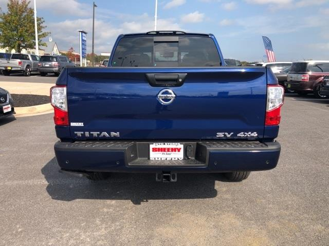 2021 Nissan Titan 4x4, Pickup #U502614 - photo 7