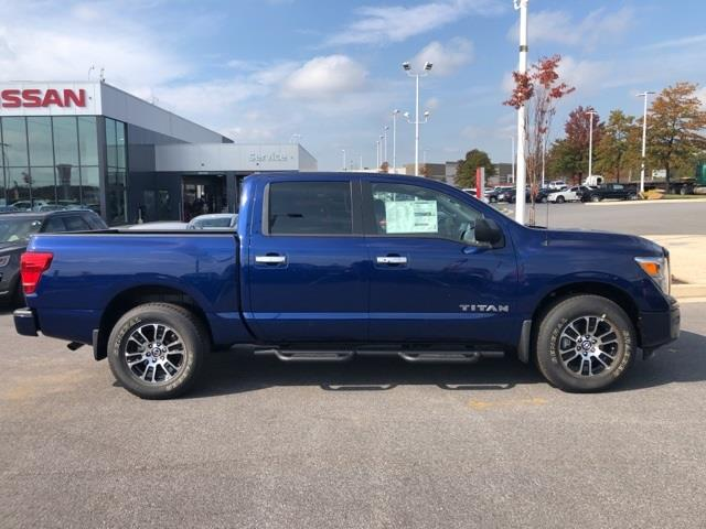 2021 Nissan Titan 4x4, Pickup #U502614 - photo 8