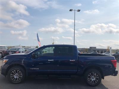 2021 Nissan Titan 4x4, Pickup #U502614 - photo 5