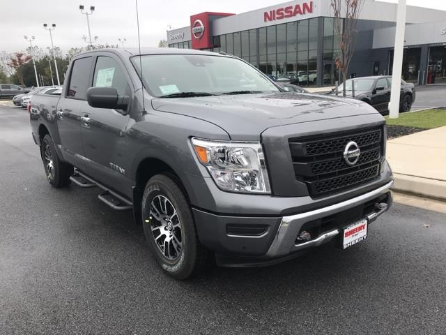 2021 Nissan Titan 4x4, Pickup #U503703 - photo 1