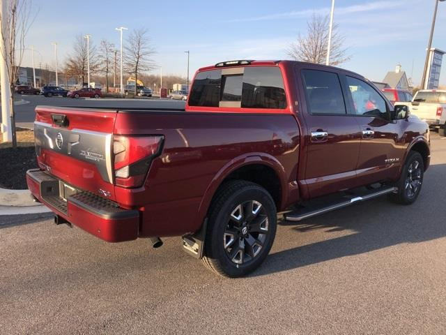 2021 Nissan Titan 4x4, Pickup #U505079 - photo 1