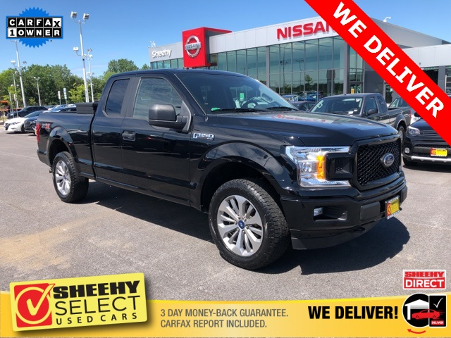 2018 F-150 Super Cab 4x4, Pickup #U506276A - photo 1