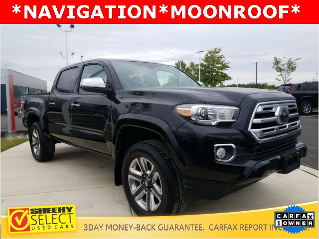 2018 Tacoma Double Cab 4x4,  Pickup #U507626A - photo 1