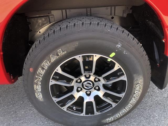 2021 Nissan Titan 4x4, Pickup #U511168 - photo 10