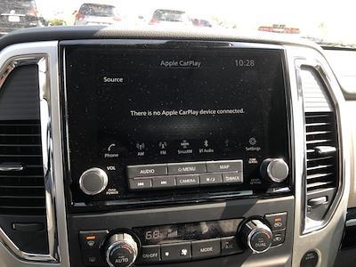 2021 Nissan Titan 4x4, Pickup #U511168 - photo 25