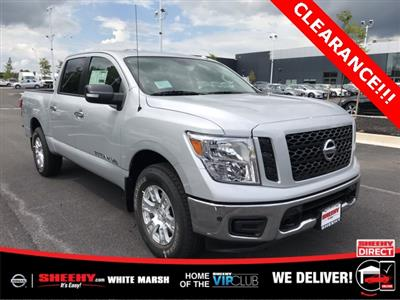 2019 Titan Crew Cab 4x4,  Pickup #U525877 - photo 1