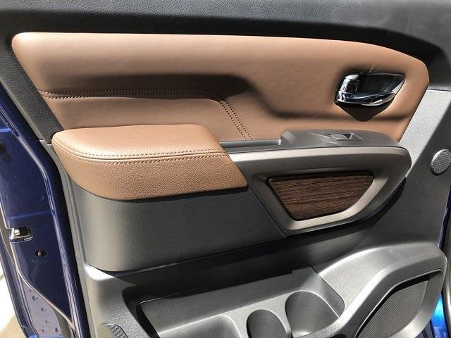 2021 Nissan Titan 4x4, Pickup #U526473 - photo 12