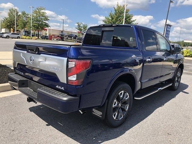 2021 Nissan Titan 4x4, Pickup #U526473 - photo 1