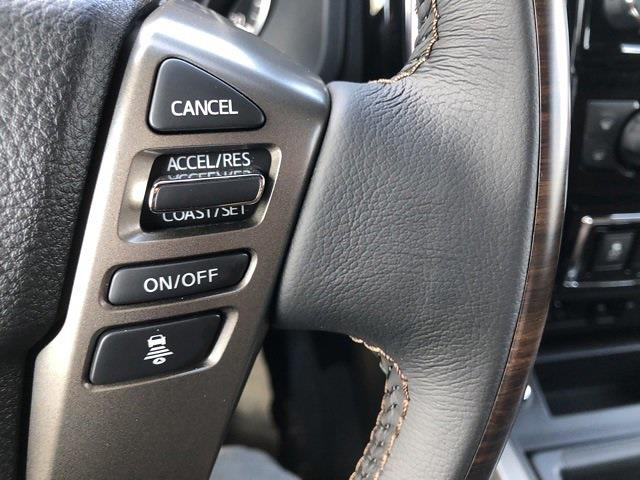 2021 Nissan Titan 4x4, Pickup #U526473 - photo 21