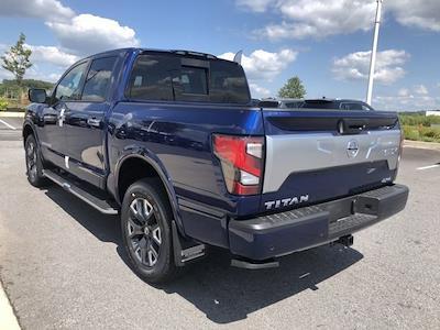 2021 Nissan Titan 4x4, Pickup #U526473 - photo 3