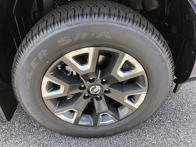 2021 Nissan Titan 4x4, Pickup #U526473 - photo 9