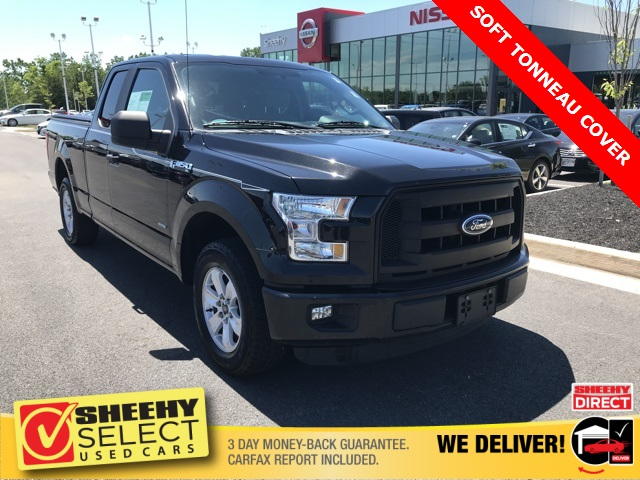 2015 F-150 Super Cab 4x2, Pickup #U530233A - photo 1