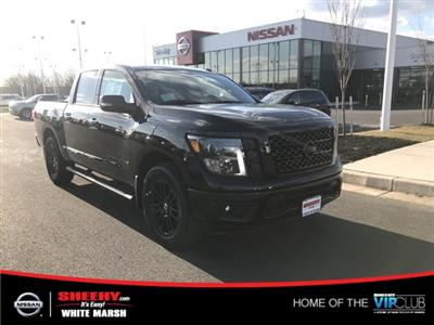 2019 Titan Crew Cab 4x4, Pickup #U530295 - photo 1