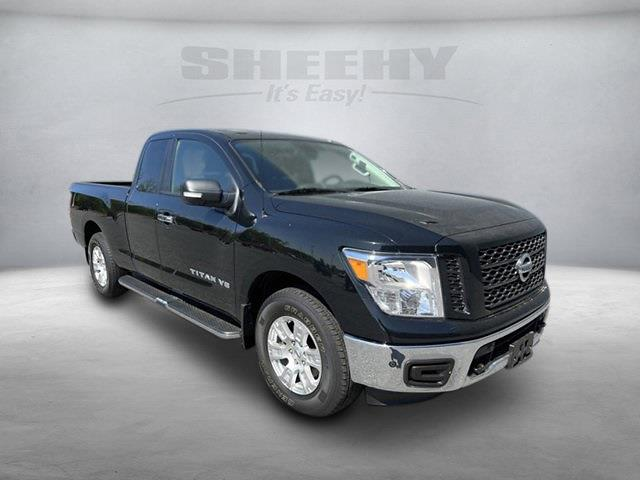 2019 Titan King Cab 4x4, Pickup #U531296 - photo 1