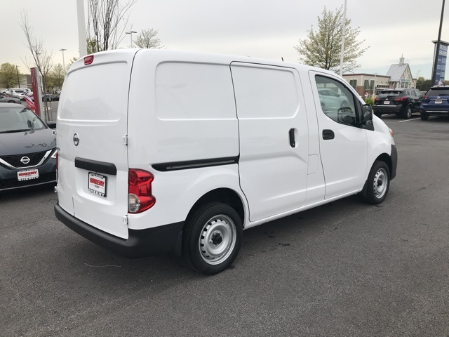 2019 Nissan NV200 4x2, Adrian Steel Upfitted Cargo Van #U697064G - photo 1