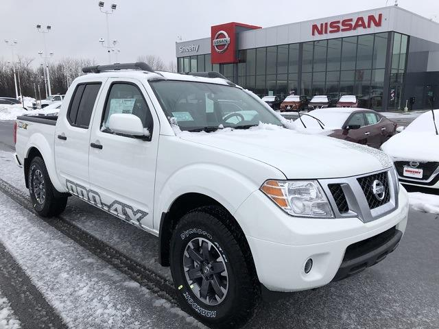 2021 Nissan Frontier 4x4, Pickup #U701074 - photo 1