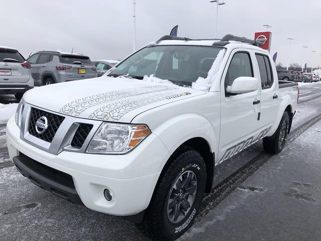 2021 Nissan Frontier 4x4, Pickup #U701074 - photo 4