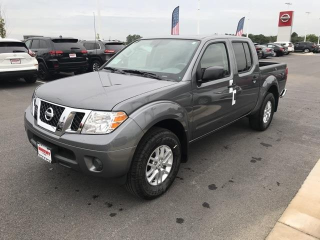 2020 Nissan Frontier Crew Cab 4x4, Pickup #U702548 - photo 6
