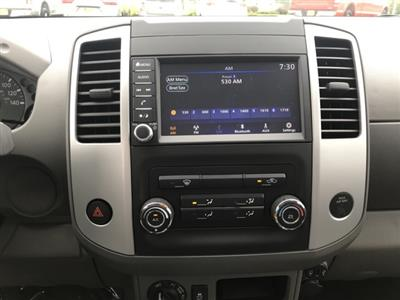 2020 Nissan Frontier Crew Cab 4x4, Pickup #U702548 - photo 21