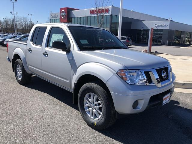 2021 Nissan Frontier 4x4, Pickup #U703316 - photo 1