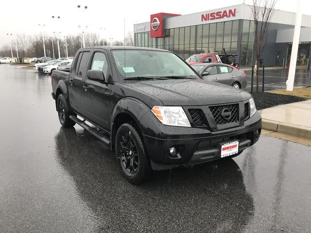 2021 Nissan Frontier 4x4, Pickup #U703880 - photo 1