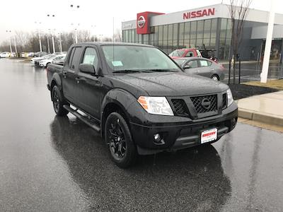 2021 Nissan Frontier 4x4, Pickup #U703880 - photo 1
