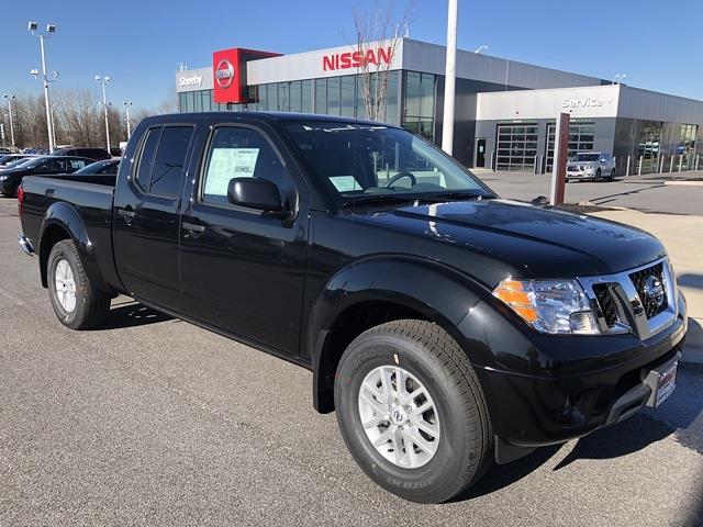 2021 Nissan Frontier 4x4, Pickup #U704095 - photo 1