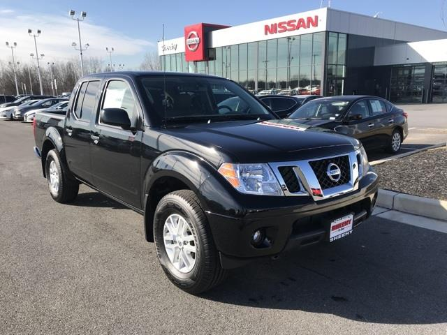 2020 Nissan Frontier Crew Cab 4x4, Pickup #U705084 - photo 1