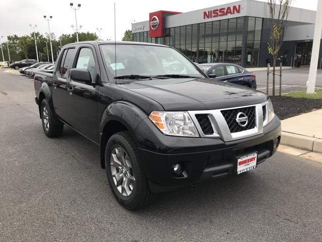 2020 Nissan Frontier Crew Cab 4x4, Pickup #U705887 - photo 1