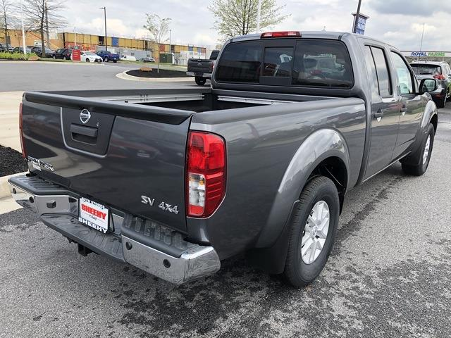 2021 Nissan Frontier 4x4, Pickup #U706015 - photo 1