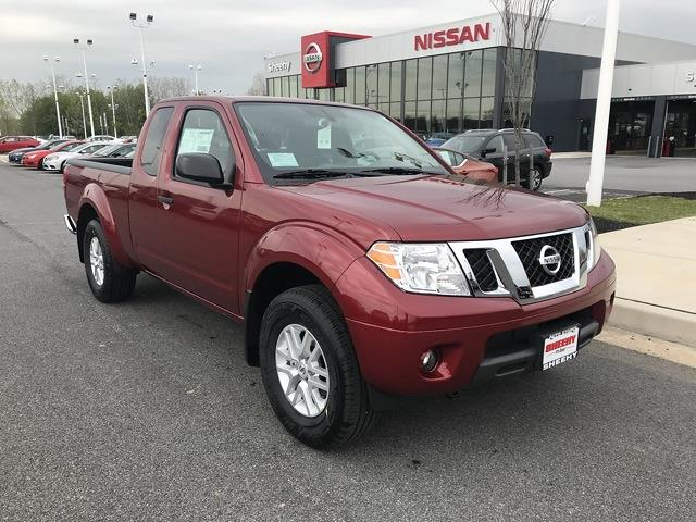 2021 Nissan Frontier 4x4, Pickup #U706685 - photo 1