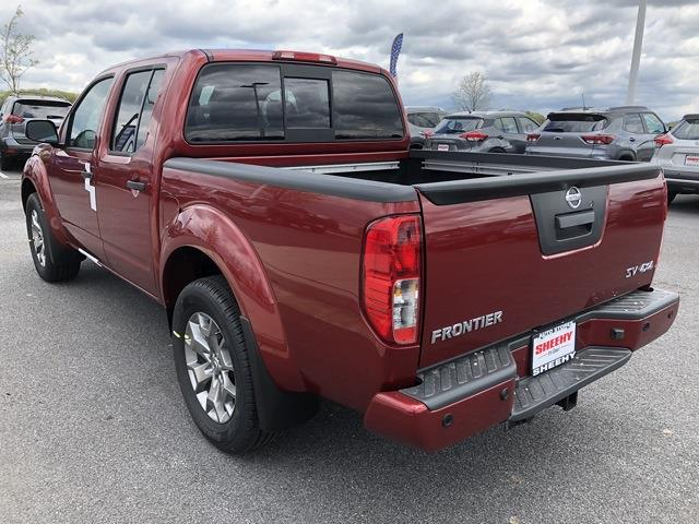 2021 Nissan Frontier 4x4, Pickup #U706876 - photo 3