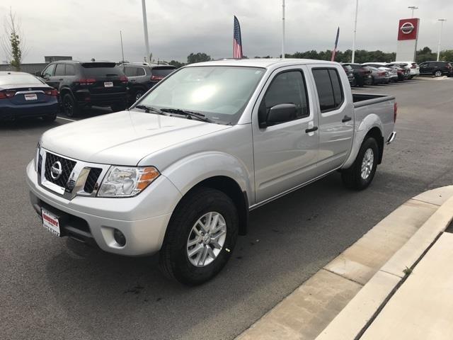 2020 Nissan Frontier Crew Cab 4x4, Pickup #U708150 - photo 6
