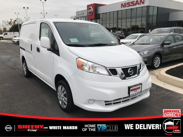 2019 Nissan NV200 4x2, Empty Cargo Van #U709491 - photo 1